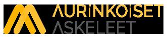 Aurinkoiset Askeleet logo
